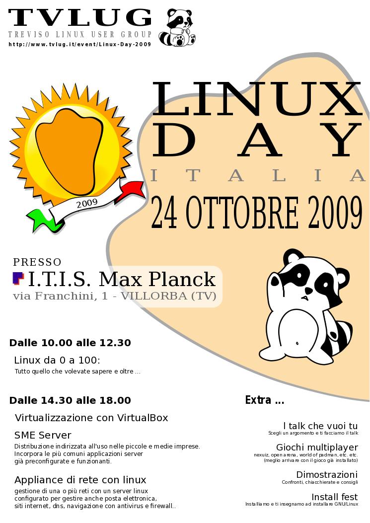 Manifesto LD 2009