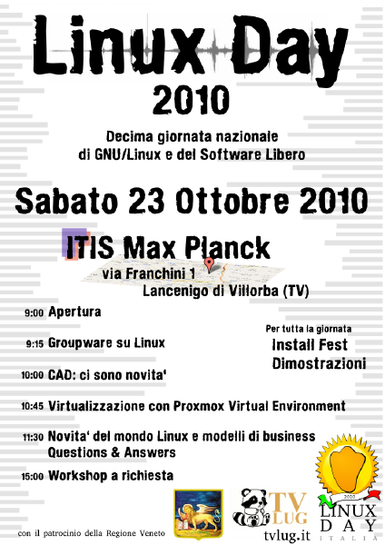 Manifesto LD 2010